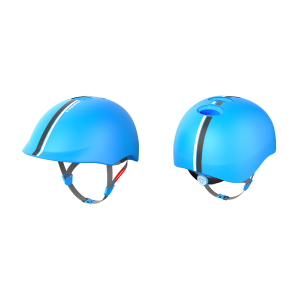 Yvolution Helmet Blue